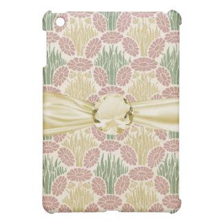 art nouveau flower garden pern vintage art iPad mini covers
