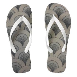 Art Nouveau Footwear Flip Flops