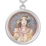 Art Nouveau Goddess Art Custom Jewelry