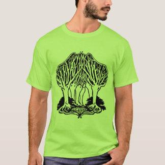 Art Nouveau Grove of Trees T-Shirt