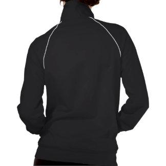 art nouveau_I_red Track Jacket
