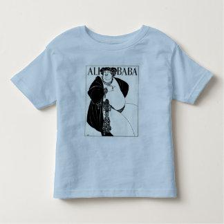 Art Nouveau illustration: Beardsley - Ali Baba T-shirt