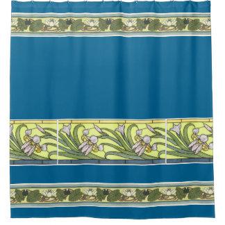 iris shower curtains | zazzle
