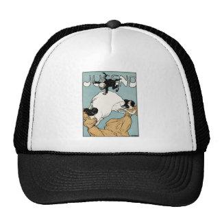 Art Nouveau: Jugend Art Hats