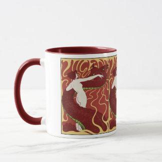 Art Nouveau: Jugend Art Mug