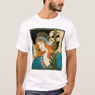Art Nouveau - L.Rhead - Prang's Easter T-Shirt