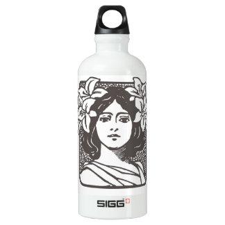 Art Nouveau Lady/Bride SIGG Traveler 0.6L Water Bottle