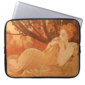 Art Nouveau Laptop Sleeve