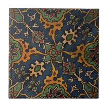Art Nouveau l'Art Arabic Tile