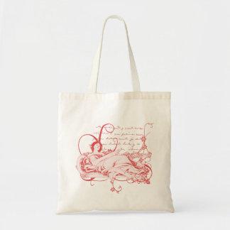 Art Nouveau Love Bags