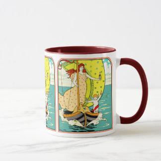 Art Nouveau Mug:  Perfume Ad by L.Rhead Mug