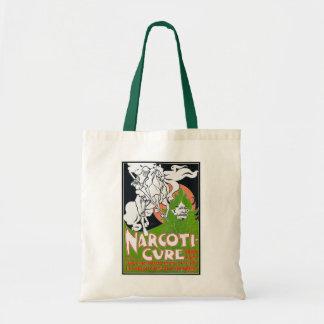 Art Nouveau:  Narcoti-Cure -William H. Bradley Tote Bag