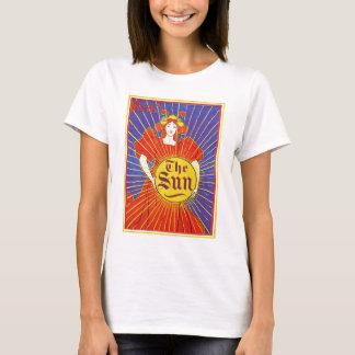 Art Nouveau:  New York Sun by Rhead T-Shirt