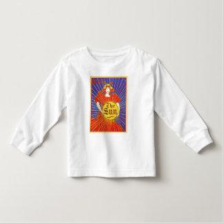 Art Nouveau:  New York Sun by Rhead Toddler T-shirt