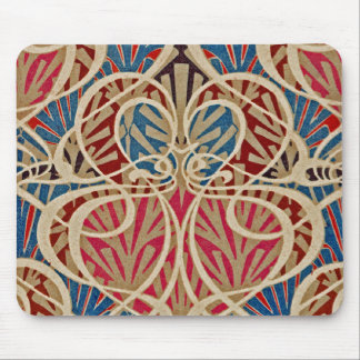 Art Nouveau Pattern #10 at Emporio Moffa Mouse Pad