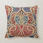 Art Nouveau Pattern #10 at Emporio Moffa Pillows