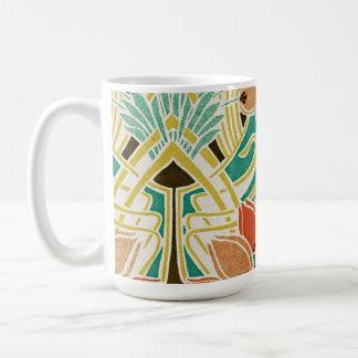 Art Nouveau pattern #11 Coffee Mug