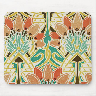 Art Nouveau pattern #11 Mouse Pad