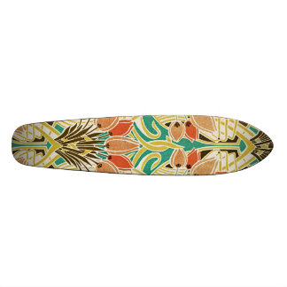 Art Nouveau pattern #11 Skateboard Deck