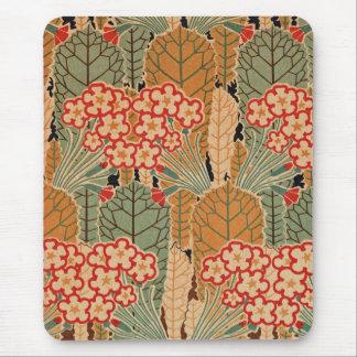 Art Nouveau Pattern #1 at Emporio Moffa Mouse Pad