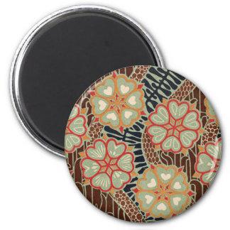 Art Nouveau Pattern #2 at Emporio Moffa 2 Inch Round Magnet