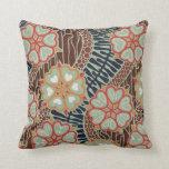 Art Nouveau Pattern #2 at Emporio Moffa Pillows