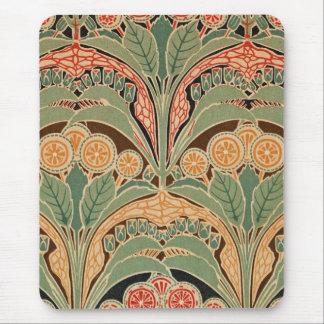 Art Nouveau Pattern #3 at Emporio Moffa Mouse Pad