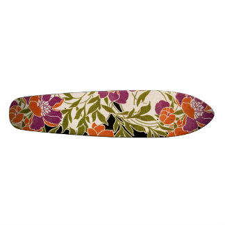 Art Nouveau pattern #3 Skateboard Deck