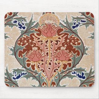 Art Nouveau Pattern #6 at Emporio Moffa Mouse Pad