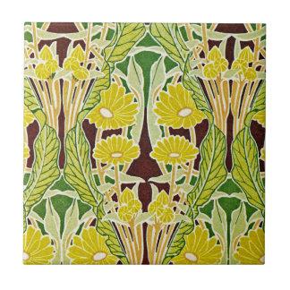 Art Nouveau Pattern #7 at Emporio Moffa Tile