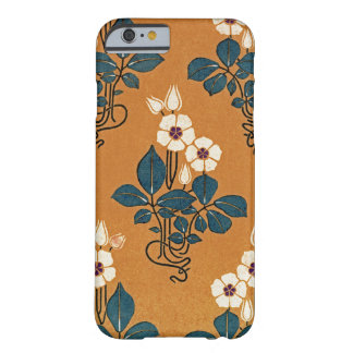 Art Nouveau pattern #7 Barely There iPhone 6 Case