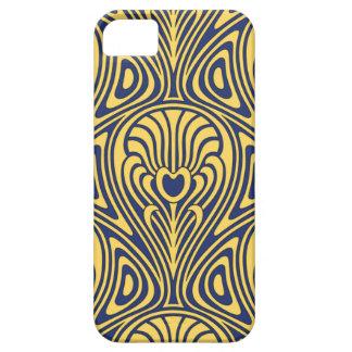 Art nouveau pattern iPhone SE/5/5s case