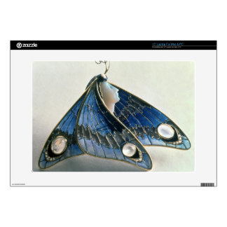 "Art Nouveau pendant in the form a butterfly, c.190 Skin For 15"" Laptop"