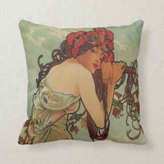Art Nouveau Pillow