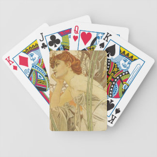 Art Nouveau Playing Cards