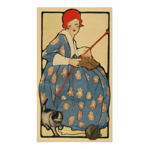 Art Nouveau Poster posters