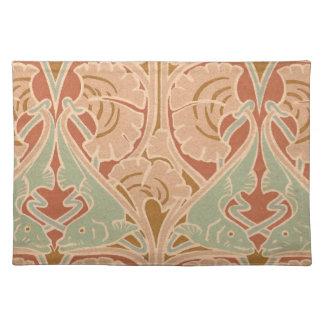 Art Nouveau Print Placemat