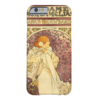 Art Nouveau - Sarah Bernhardt - 1 Barely There iPhone 6 Case