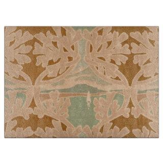 Art Nouveau Seascape Pattern Cutting Board