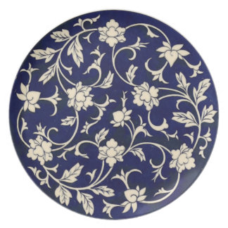 Art Nouveau Serving Dish Dinner Plate