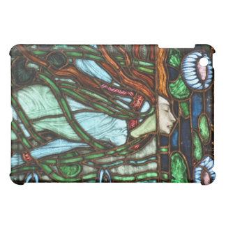 Art Nouveau Stained Glass Fantasy iPad Mini Cases