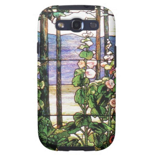 Art Nouveau Stained Glass Samsung Galaxy S Case