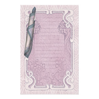 Art Nouveau Stationery - Scented Secrets, by Galle