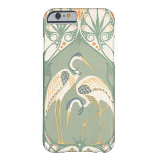 Art Nouveau Storks Barely There iPhone 6 Case