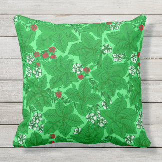 lime green outdoor pillows cushions zazzle. Black Bedroom Furniture Sets. Home Design Ideas