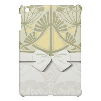 art nouveau style nature pern design case for the iPad mini