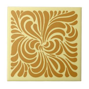Cute 12X24 Ceramic Floor Tile Thick 16X16 Ceiling Tiles Clean 2X2 Ceiling Tile 2X2 Ceiling Tiles Young 3 By 6 Subway Tile Soft3 X 6 Glass Subway Tile Mustard Backgrounds Ceramic Tiles | Zazzle