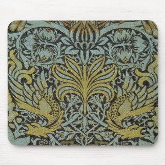 Art Nouveau Tapestry Mousepad