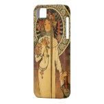 Art Nouveau The Trappistine iPhone Case iPhone 5 Cases