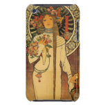Art Nouveau The Trappistine iPod Case Barely There iPod Cover